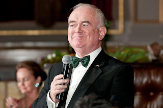 Joe Byrne, former head of Tourism Ireland North America