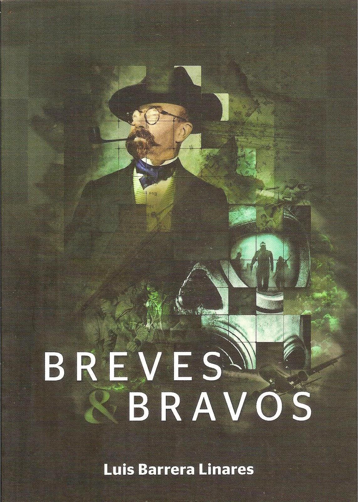 BREVES Y BRAVOS (CUENTOS, Edit. Lector Cómplice, 2014)