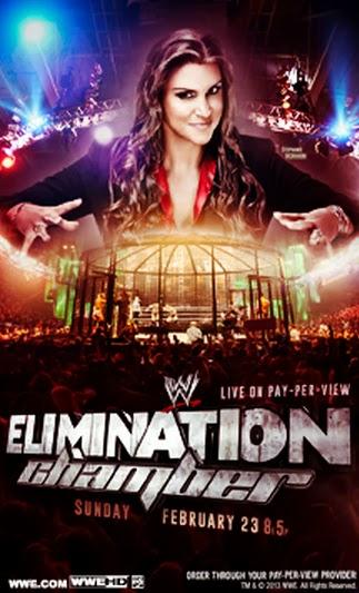 WWE Elimination Chamber 2014