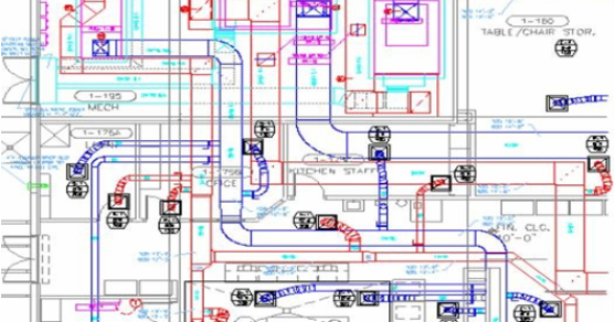 piping layout and design pictures accurate and energy friendly hvac drafting services piping layout pictures #6