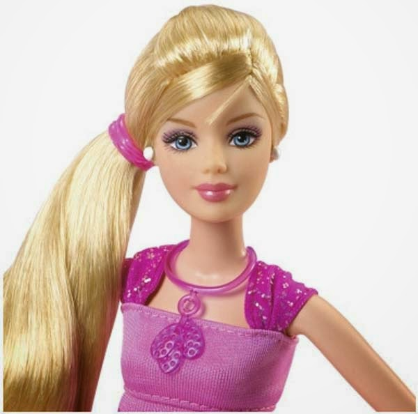 Top 5 Barbie Doll hairstyle ~ Total Stylish