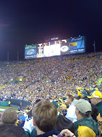 Packers vs. Buccaneers Tickets