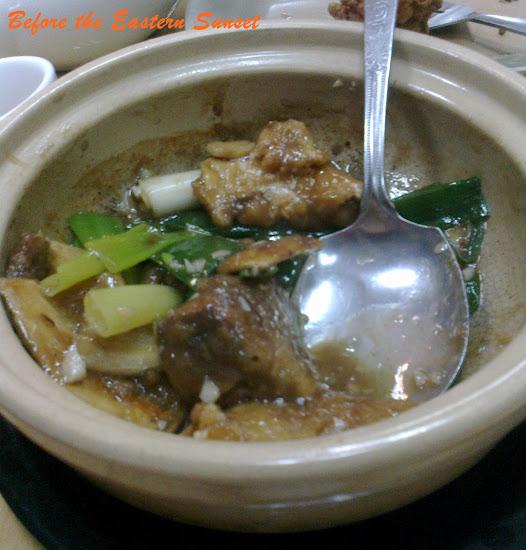 Fish dish at Binondo Chinatown