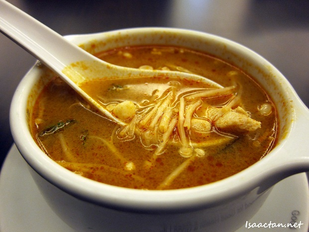 Spicy Mini Chicken Tom Yum