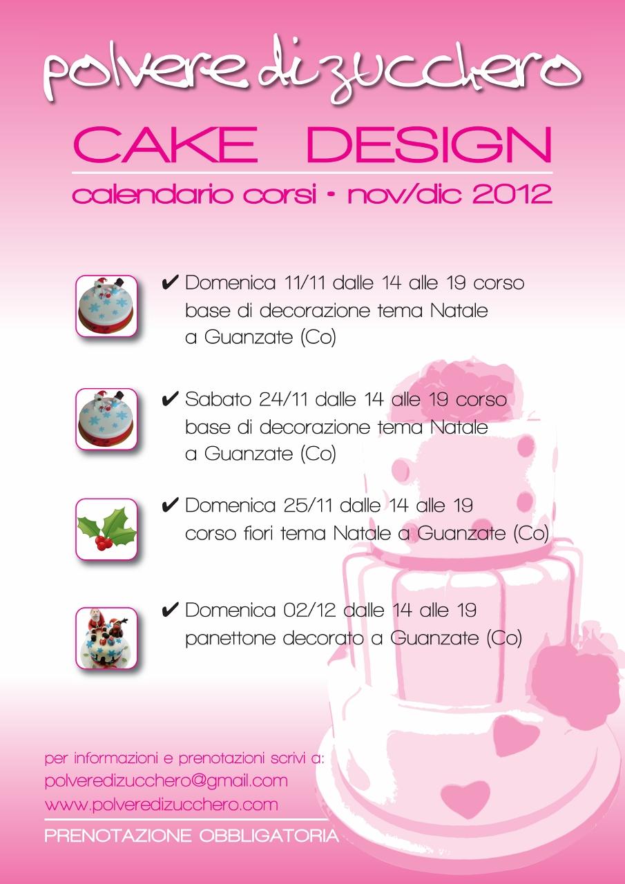 Corsi Cake Design Viareggio : Corsi Cake design Natale.... arrivano! Polvere di ...