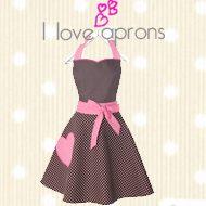 Uso delantales I love aprons!