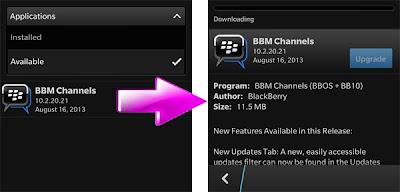 Install Aplikasi melalui Beta Zone