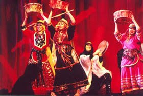 dança da cesta