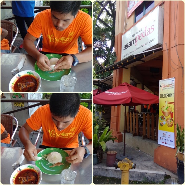 Leave your own track: kl fabulous food 1 malaysia hunt 2014
