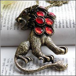 een leeuw voor de Leeuw