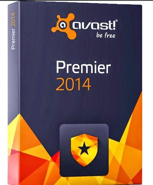 Avast! Antivirus terbaik nomor 5