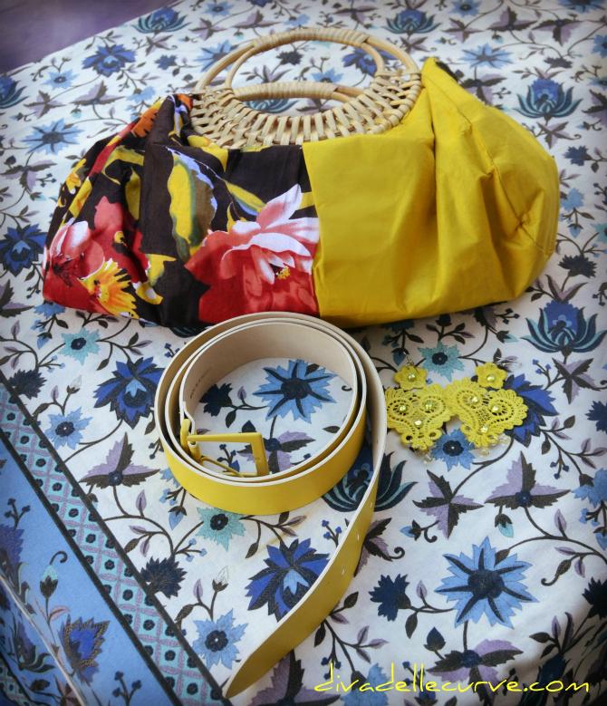accessori gialli