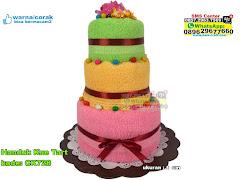 Handuk Kue Tart