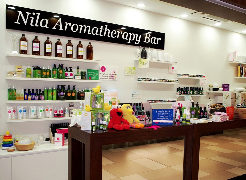 Nila Singapore: Quote Luxury Haven For Your Special 15% Off All Nila Aromatherapy Products!