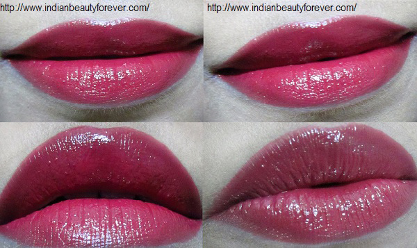 Avon Rich Rose lipstick in Carmen Rose.