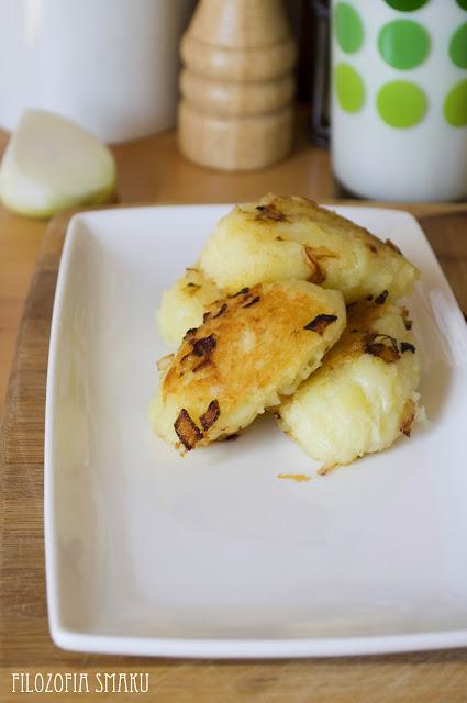 Prażuchy z ziemniaków