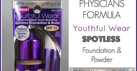 Physicians formula youthful wear reviews