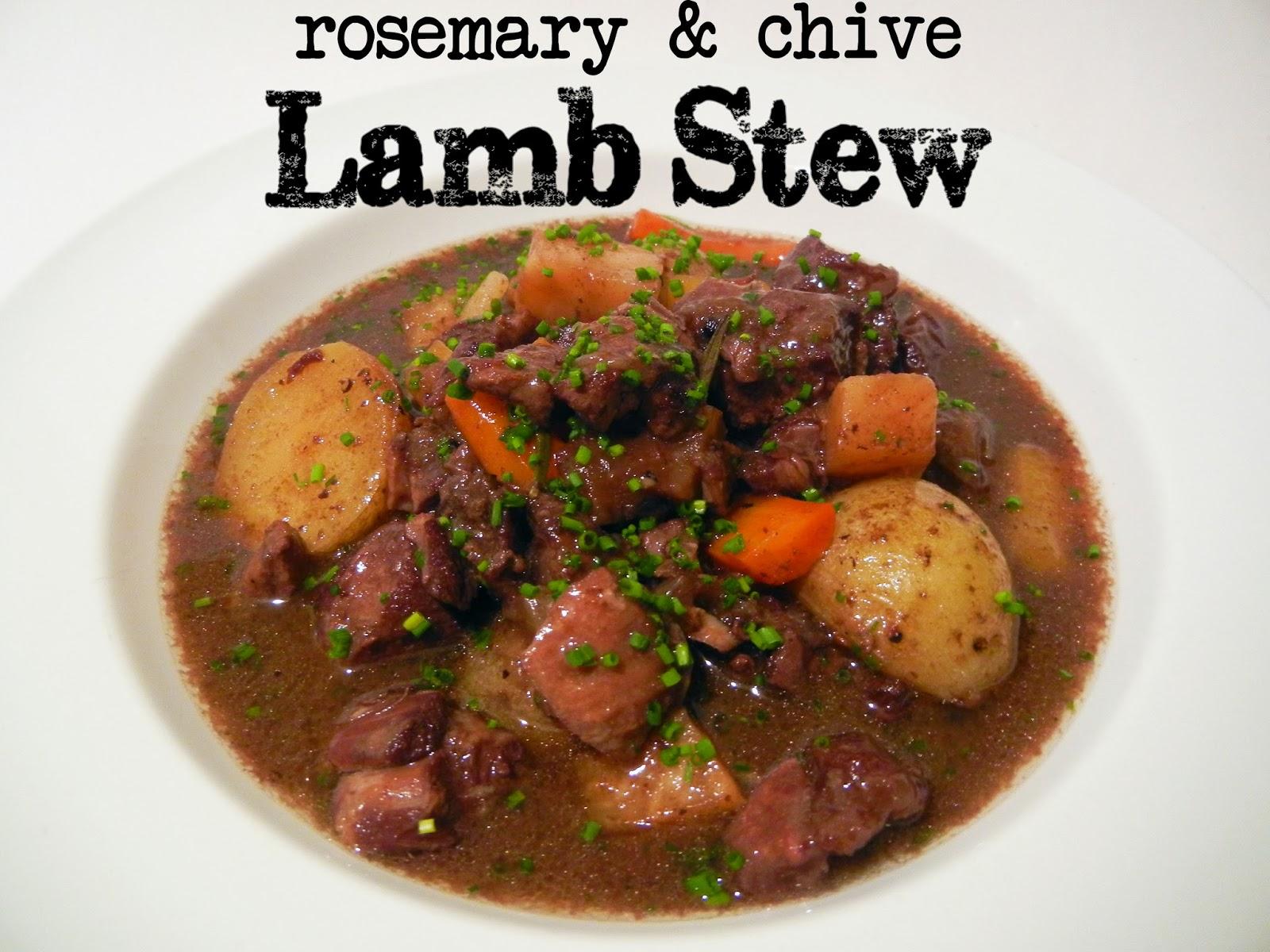 Lamb Stew From 'Stewed' Recipe — Dishmaps