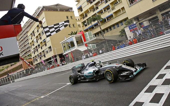 El Gran Premio de Mónaco quedó en manos de Nico Rosberg