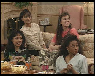 The Cosby show fashion blog Nona Zoie Lam Susan Diol Wynonna Smith Lisa Bonet Denise Huxtable