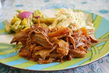 Hawaiian Pulled Pork | I Was Born To Cook