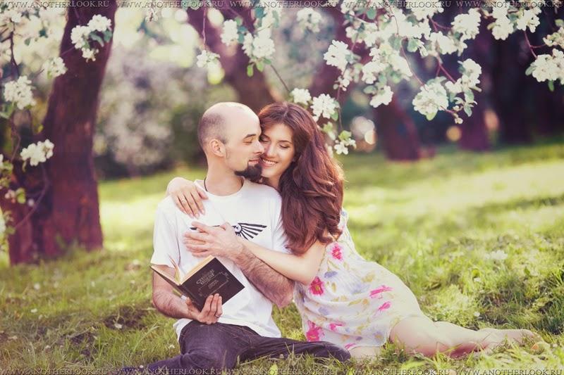 Красивая фотосессия для двоих