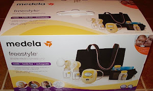 BREAST PUMP AVENT / MEDELA