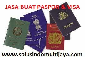 Biro Jasa Buat Paspor