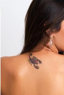 Tatuagens de Escorpião