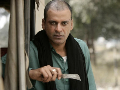 Manoj Bajpai as Sardar Khan in Gangs of Wasseypur, Directed by Anurag Kashyap