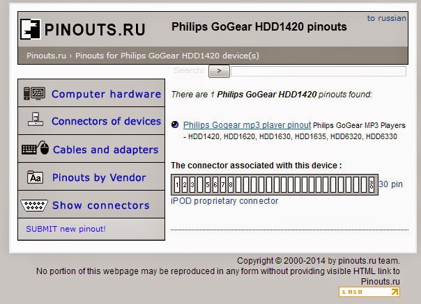 http://pinouts.ru/PortableDevices/philips_gogear_pinout.shtml