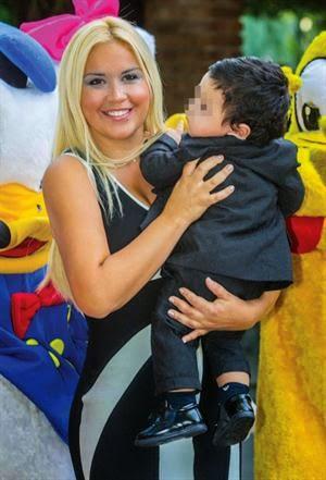 Veronica Ojeda, Share Sex Tape Maradona