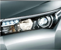 LED Daytime Running Light Headlight