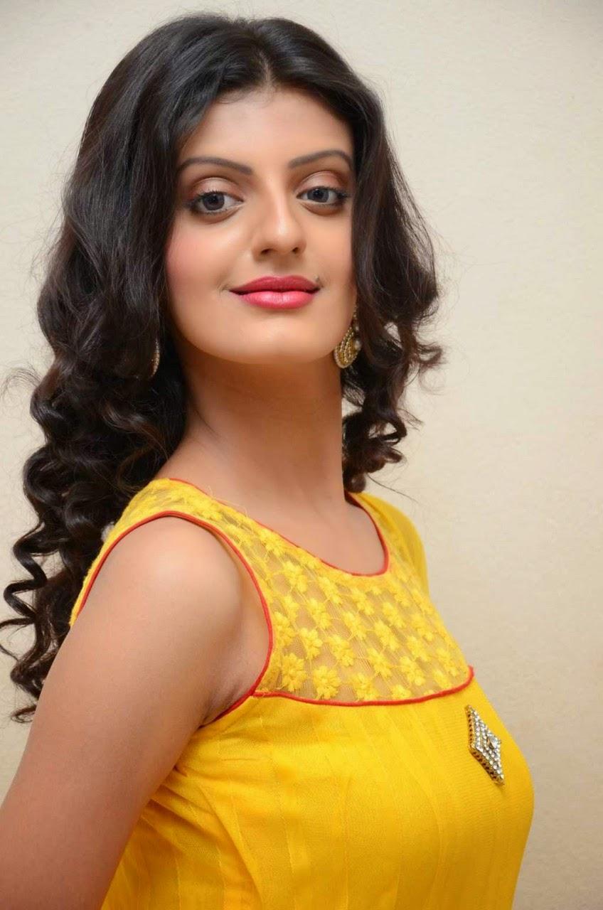 Tanishq Tiwari At Evariki Evaru Telugu Movie Audio Launch Stills