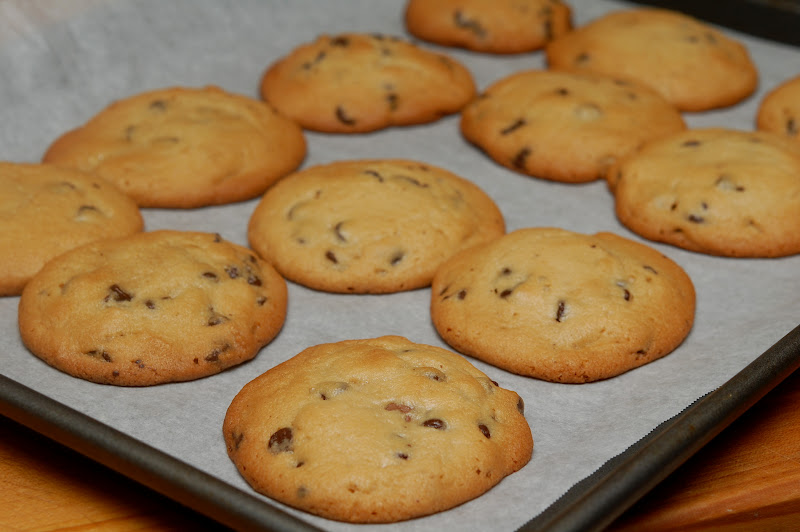 Rolo Chocolate Chip Cookies Recipe — Dishmaps