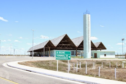 Aeroporto Jericoacoara : Rota do sol aracati e jericoacoara novos aeroportos