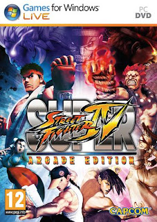 Super Street Fighter IV Arcade Edition-SKIDROW