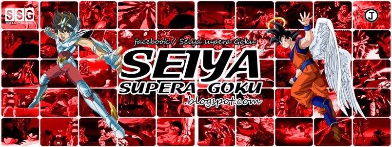 Seiya supera Goku
