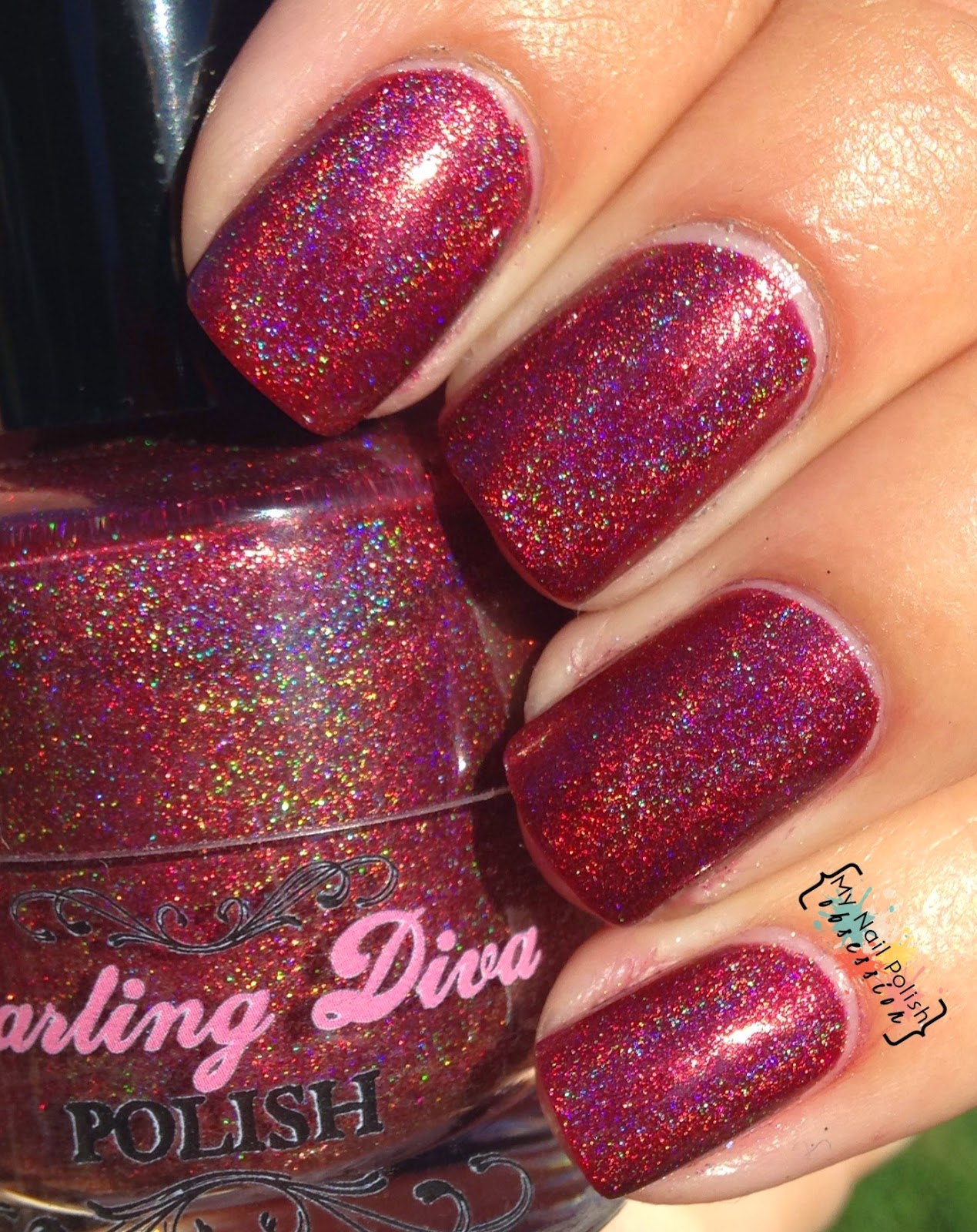 Darling Diva Polish The Arcanist