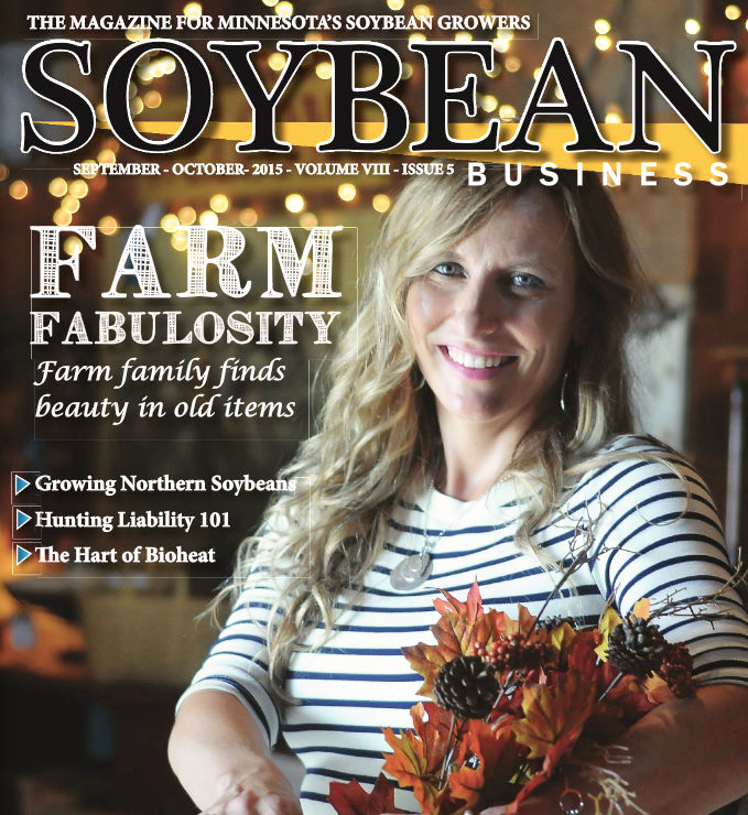 SOYBEAN BUSINESS feature