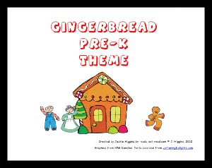 book activities, christmas crafts, jan brett, gingerbread house pattern, free printable, ready set read