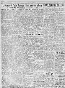 LA STAMPA 8 APRILE 1921