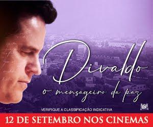 DIVALDO - O MENSAGEIRO DA PAZ