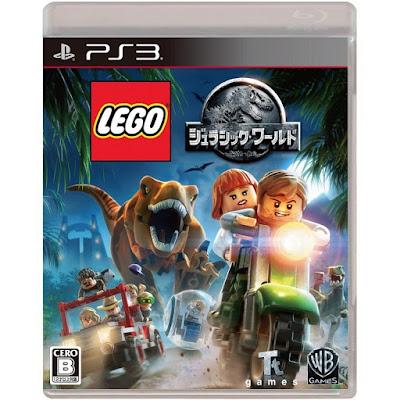 [PS3][LEGO ジュラシック・ワールド] (JPN) ISO Download
