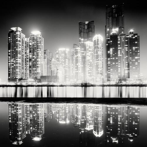 Красивые чёрно-белые фотографии городов мира