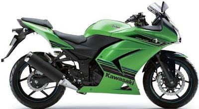 new 2012 Kawasaki ninja 250r special edition