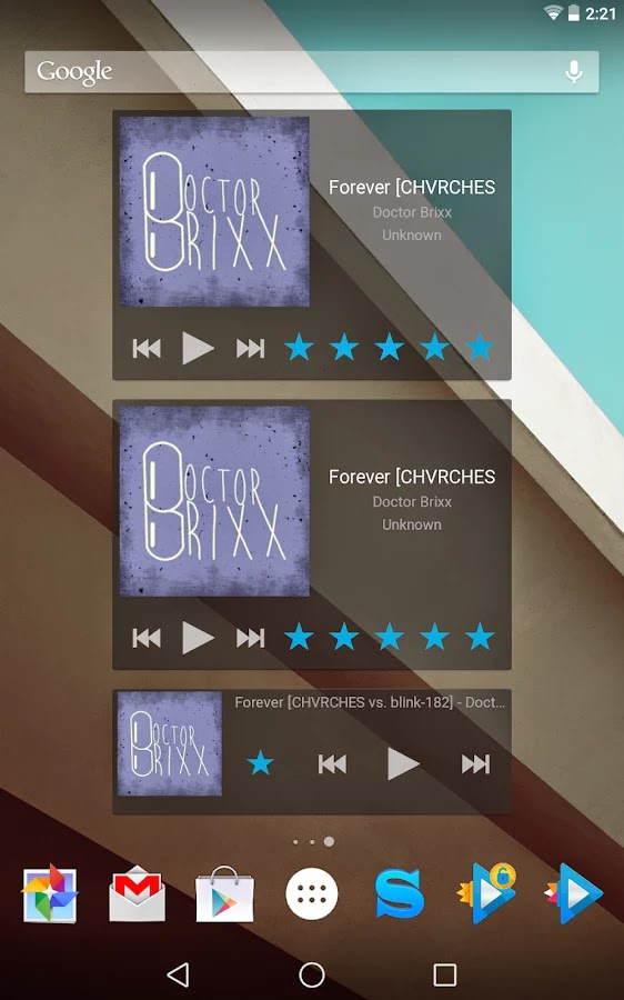 Rocket Music Player Premium v3.3.0.0