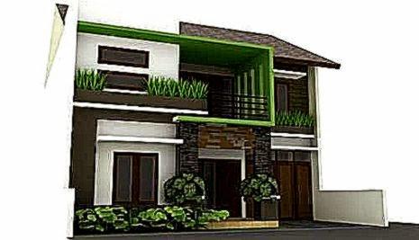 Tren Desain Rumah Minimalis Terbaru 2015