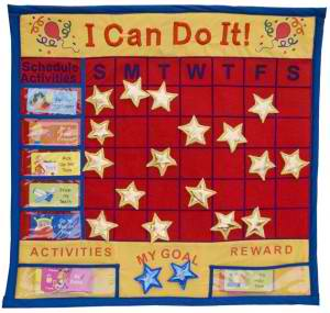 behavior chart ideas for 3 year olds: My aspergers child creating successful behavior charts for