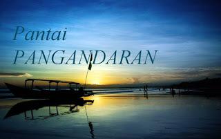 Pantai Pangandaran nan indah eksotis